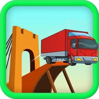 Poly Rope Constructor : Happy Road in The Crazy BriDge