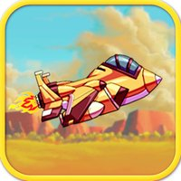 Jet Fighter War - Fight The Enemy Air Fighters in Modern Air Combat Planes in 2D Game