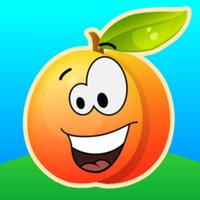 Fruits alphabet for kids - children's preschool learning and toddlers educational game