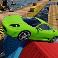 Driving Car Stunts