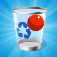 Red Ball Trash