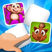 A Matching Game for Children: Learning with animals of the jungle