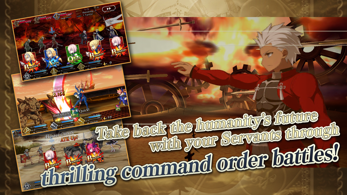 Fate/Grand Order (English) App for iPhone - Free Download