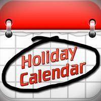Holiday Calendar √