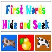 First Words Hide and Seek