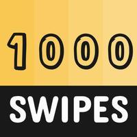 1000 Swipes Trivia - Quiz Game