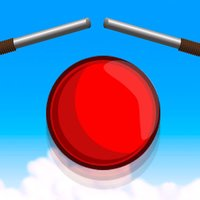 Rolling Red Ball Rush Up Sky (Pro)