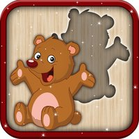 Kids Animals - Jigsaw Puzzle Game for Kids