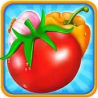Village Happy Fruit: Match Game Free