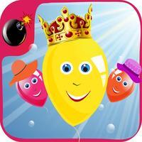 Balloon Smasher -  Kids Pop Challenging Game Free