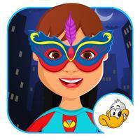 Super Hero Dress up Game Free