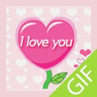 LoveValentine - Stickers for Messenger & WhatsApp