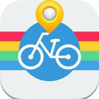 Copenhagen Cycling Map