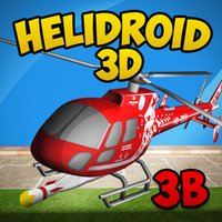 Helidroid 3B: 3D RC Helicopter