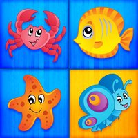 Kids' Puzzles: 3+1 Pictures