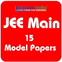 JEE Main 15 Model Papers Practice