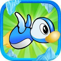 Die 2 Fly - Penguin Adventure Free