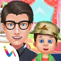 Father's Day DressUp & Makeover Games