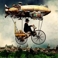 Steamkraft Deluxe - Steampunk voyages by J. Verne