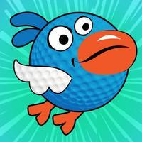 Flappy Birdy Golf - Free Mini Golf Flappy Games