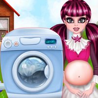Monster Wash Clothes