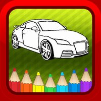 Car Vehicles Kids Coloring Books Pages Games Free
