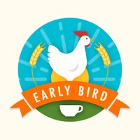 EARLY BIRD - 朝活のお供に