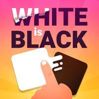 White is Black