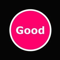 A Good Button