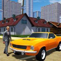 Grand Gangster City Simulation