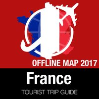 France Tourist Guide + Offline Map