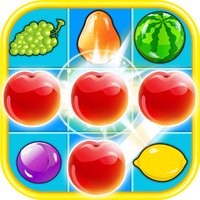 Match Connect 3 Fruit: Crsuh Jam