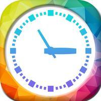 Alarm Clock Colorful Wallpapers Maker Pro