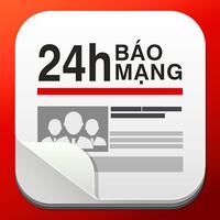 Báo Mạng 24h - Đọc báo mới, tin tức online