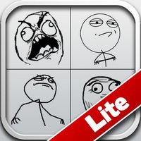 RageToSMS Lite - Rage Faces for Texting and SMS