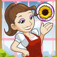 Amy's Flower Shop - Flower Match Mania Blitz Puzzle Game PRO