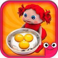 Toddlers Food Games-EduKitchen