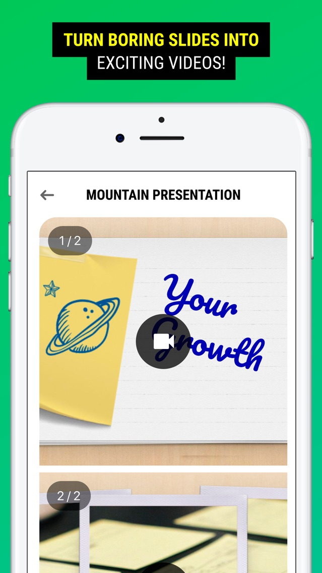 Komodo: Video Slideshow Maker App for iPhone - Free Download Komodo