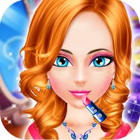 doll prom salon - Dressing Up Missy International: beauty fashion show and princess party dress up doll games for girls