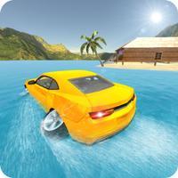 Water Surfer Car Challenge