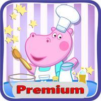 Baby Cooking School. Premium