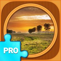Awesome Jigsaw Puzzles PRO: Crazy Brain Jigsaws