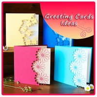 Greetings card maker
