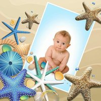 Baby Photo Frames & Picture Effects- Baby Boy Girl