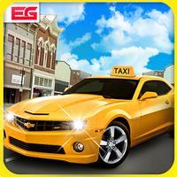 Taxi Driver Car Simulator : Speed Test Car Parking