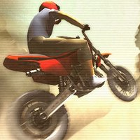 Mountain Trial Bike : Crazy Moto Racing