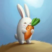 Rabbit & Carrot - Free