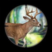Big Deer Hunting Game : Sniper Forest Hunt Free