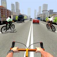 Bicycle Quad Racing