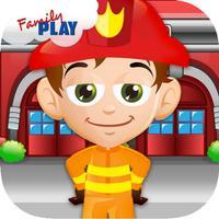 Fireman Math School: Toddler and Preschool Kids Learning Games Free